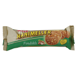 Ulker Hanımeller Hazelnut Biscuit 82 gr