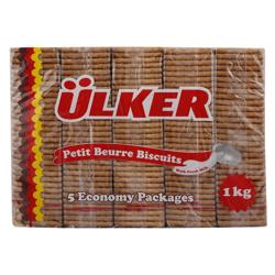 Ulker Petit Beurre Biscuits 1 kg