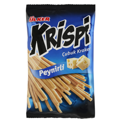 Ulker Krispi Cheese Stick Cracker 40 gr