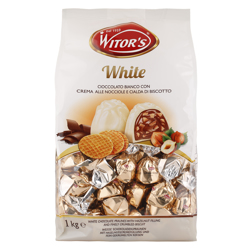 Witor''s White Chocolate 1 kg