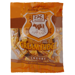 ZPC Luxury Milky Cream Fudge 250 gr