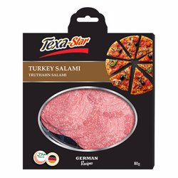 Texa Star Turkey Salami 80 gr