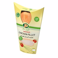 Perutnina Slim & Fit Smoked Chicken Fillet 170 Gr
