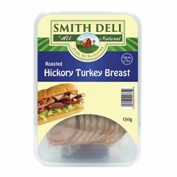 Smith Deli Roasted Hickory Turkey Breast 150 gr