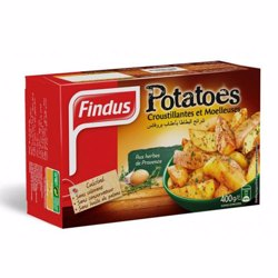 Findus Frozen Potatoes With Herbs 400 gr