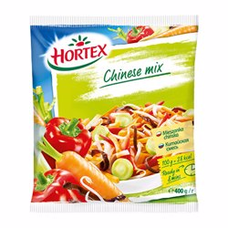 Hortex Frozen Chinese Mix Vegetables 400 gr