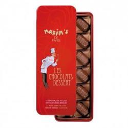 Maxim''s 12 Milk Chocolates Cream Brulee 100 gr