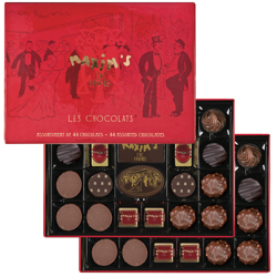 Maxim''s 44 Fine Assorted Chocolates 420 gr