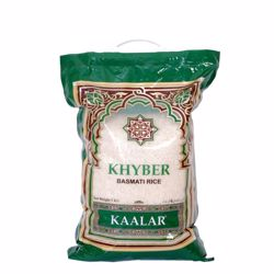 Kaalar Khyber Basmati Rice 5 Kg preview
