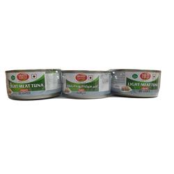 Tasty Nibbles Light Tuna Chunks In Water x3 170 gr