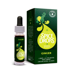 Spice Drops Ginger 5 ml
