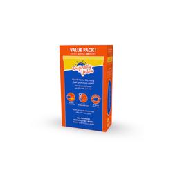 Originally Yellow Home Cleaning Wipes Value Pack 2 X 40''s