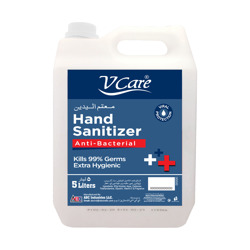 V Care Hand Sanitizer-5 Liter
