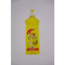 Power Dishwash Liquid Lemon-500ml