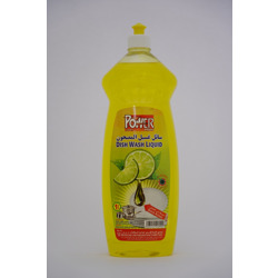 Power Dishwash Liquid Lemon (12x1L/Carton)