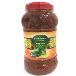 Food Planet Pickle Mango-4 Jar x 5kg