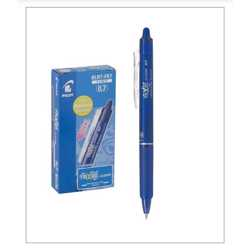 Pilot Blue Frixion Pen 0.7 Clicker