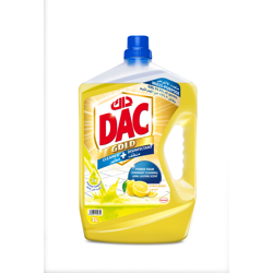 Dac Disinfectant Gold Citrus Brst-3Lt