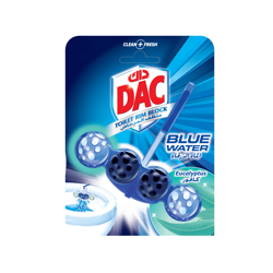 Dac Toilet Cln Blue Active Eucalyp-50gm