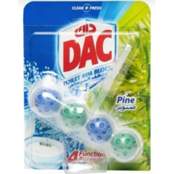 Dac Toilet Cleaner Power Active Pine-51gm