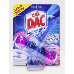 Dac Toilet Blu Active Fresh Flower-50gm