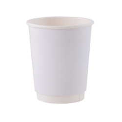 BioWare 1000 Piece 8oz Double Wall Cup Biodegradable