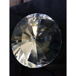 Crystal Diamond-100mm