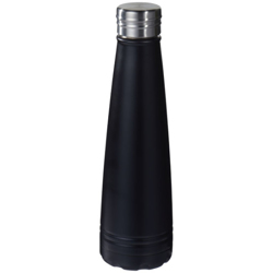 Ss Copper Vacuum Insulated Water Bottle-Black