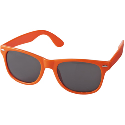 Sunray Retro-Looking Sunglasses, Orange-5x14.5x15cm