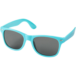 Sunray Retro-Looking Sunglasses, Aqua Blue-5x14.5x15cm