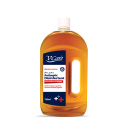 V Care Disinfectant Antiseptic - 750ml