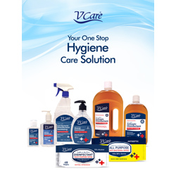 V Care Disinfectant Antiseptic - 750ml  preview