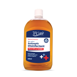 V Care Disinfectant Antiseptic - 500ml