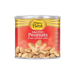 Best Salted Peanuts Can 110gm preview