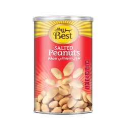 Best Salted Peanuts Can 550gm