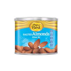 Best Salted Almonds Can 110gm