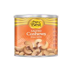 Best Salted Cashews Can 110gm