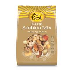 Best Salted Arabian Mix Bag 300gm