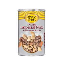Best Salted Imperial Mix Can 400gm