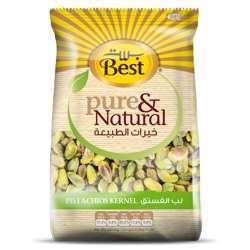 Best Pure & Natural Pistachios Kernel Bag 325gm