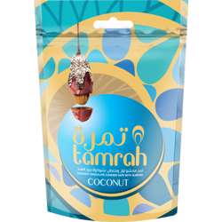 Tamrah Coconut Chocolate Zipper Bag 250gm