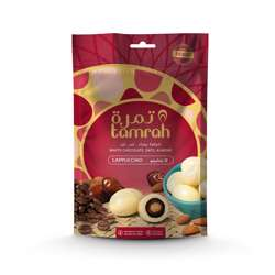 Tamrah Cappuccino Chocolate Zipper Bag 100gm