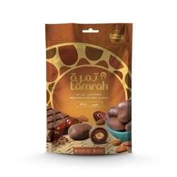 Tamrah Milk Chocolate Zipper Bag 500gm
