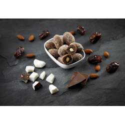 Tamrah Coconut Chocolate Stand Box 400gm preview