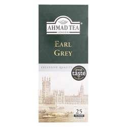 Ahmad Tea Earlgmey Tagged Tea Bags 25x2gm