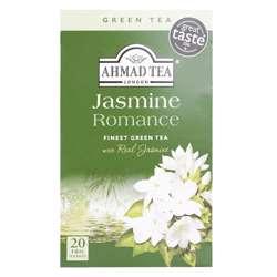 Ahmad Tea Jasmine Romance Tea Bags 20x2gm