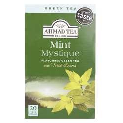 Ahmad Tea Mint Mystique Tea Bags 20x2gm