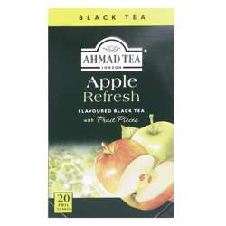 Ahmad Tea Apple Refresh Tea Bags 20x2gm