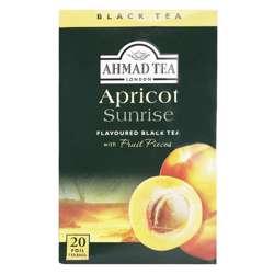 Ahmad Tea Apricot Sunrise Tea Bags 20x2gm