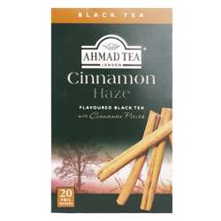 Ahmad Tea Cinnamon Haze Tea Bags 20x2gm
